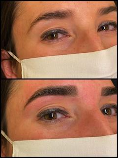 Henna brows - Schoonheidssalon Emmelie